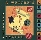 A writer's guidebook
