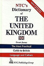NTC's dictionary of the United Kingdom