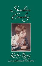 Sunshine country : a story of Czechoslovakia