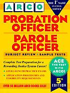 Probation officer, parole officer