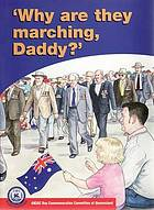 'Why are they marching, daddy?'