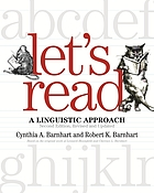 Let's read : a linguistic approach