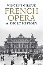 French opera : a short history