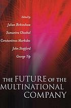 Future of the multinational company