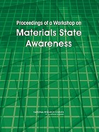 Proceedings of a Workshop on Materials State Awareness