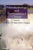 Palaeohydrology and environmental change