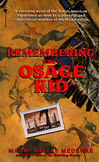 Remembering the Osage kid