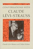 Conversations with Claude Lévi-Strauss