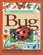 Starting with nature bug book