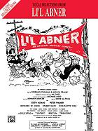 Li'l Abner original Broadway cast recording