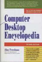The computer desktop encyclopedia