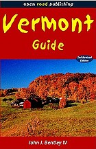 Vermont guide : travel guides to planet Earth!