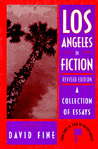 Los Angeles in fiction : a collection of essays