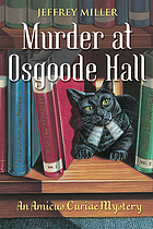 Murder at Osgoode Hall