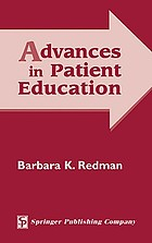 Advances in patient education