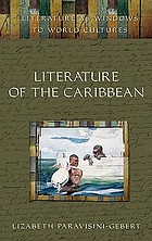 Literature of the Caribbean