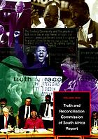Truth and Reconciliation Commission of South Africa report, volume 1-5