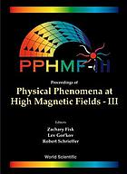 Proceedings of the Physical Phenomena at High Magnetic Fields-III : Tallahassee, Florida, 24-27 October 1998