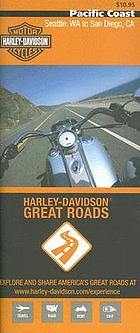 Pacific Coast, Seattle WA to San Diego CA : Harley-Davidson great roads