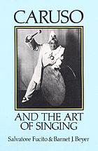 Caruso and the art of singing : including Caruso's vocal exercises and his practical advice to students and teachers of singing
