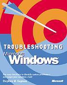 Troubleshooting Microsoft Windows