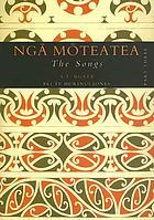 Ngā mōteatea : he maramara rere nō ngā waka maha