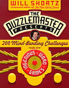 The puzzlemaster presents 200 mind-bending challenges : from NPR
