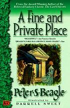 A fine and private place : a novel