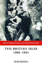 The British Isles, 1901-1951