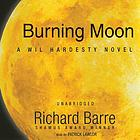 Burning moon a Wil Hardesty novel