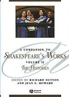 A companion to Shakespeare's works