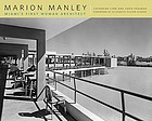 Marion Manley : Miami's first woman architect