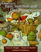 Robinson's basic nutrition and diet therapy