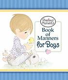 Book of manners for boys