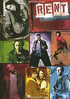 Rent : movie vocal selections