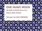 One man's moon : 50 haiku