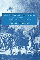 The story of the voyage : sea-narratives in eighteenth-century England