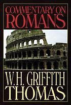 St. Paul's Epistle to the Romans, a devotional commentary