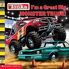 I'm a great big monster truck!