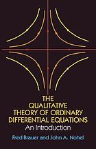 The qualitative theory of ordinary differential equations; an introduction