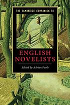 The Cambridge companion to English novelists