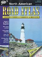 AAA North American road atlas : United States, Canada, Mexico