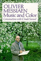 Music and color : conversations with Claude Samuel