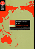 Trade in services to the Asia-Pacific region