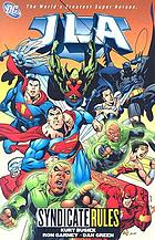 JLA : syndicate rules