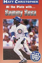 At the plate with-- Sammy Sosa