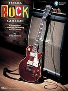 Total rock guitar : a complete guide to learning rock guitarTotal rock guitar : a complete guide to learning rock guitar