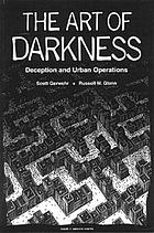 The art of darkness : deception and urban operations