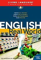 English for the real world