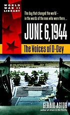 June 6, 1944 : the voices of D-Day